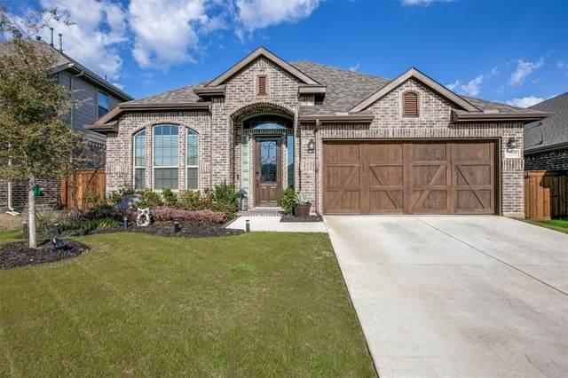 3109 Treyburn Lane, Mansfield, TX 76084 (MLS #14507767) :: Robbins Real Estate Group