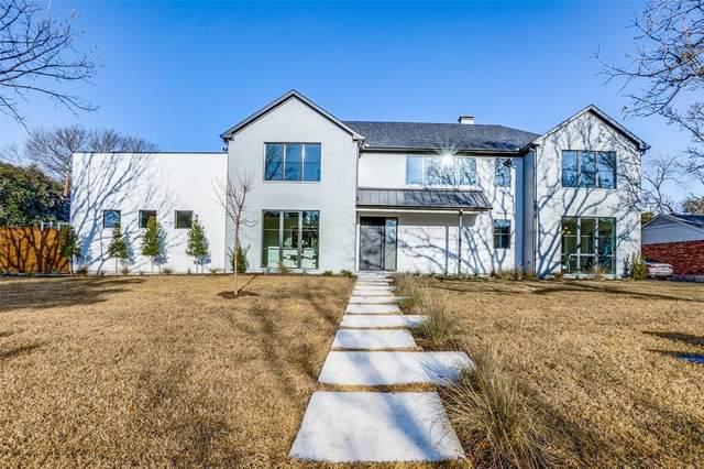 10735 Morning Glory Drive, Dallas, TX 75229 (MLS #14507774) :: The Kimberly Davis Group
