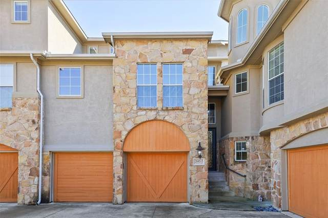 2645 Villa Di Lago #5, Grand Prairie, TX 75054 (MLS #14507799) :: Front Real Estate Co.