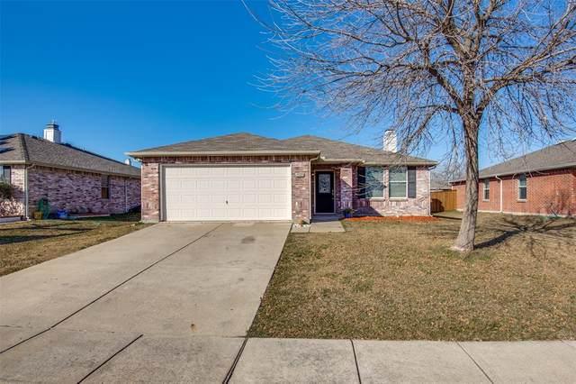 1529 Flagstone Lane, Little Elm, TX 75068 (MLS #14507816) :: The Mitchell Group