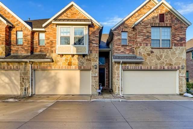 626 Alexandra Avenue, Richardson, TX 75081 (MLS #14507854) :: Front Real Estate Co.