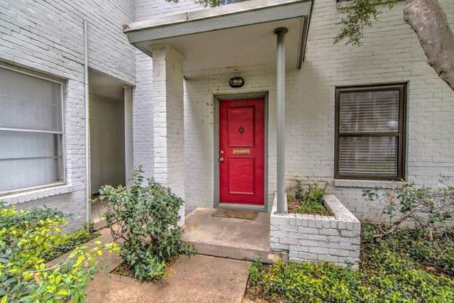 5051 N Hall Street, Dallas, TX 75235 (MLS #14507875) :: EXIT Realty Elite