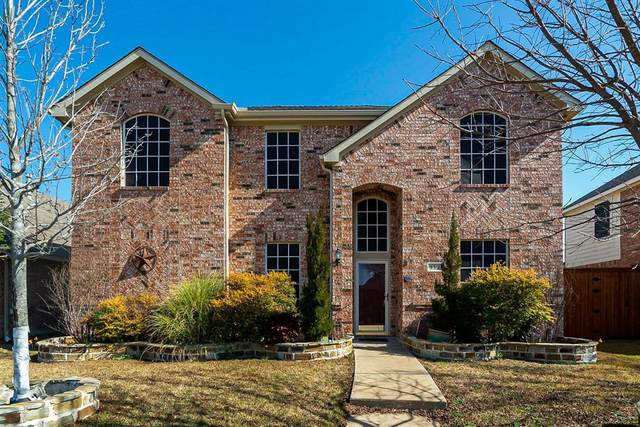 112 Trailwood Drive, Allen, TX 75002 (MLS #14507923) :: Robbins Real Estate Group