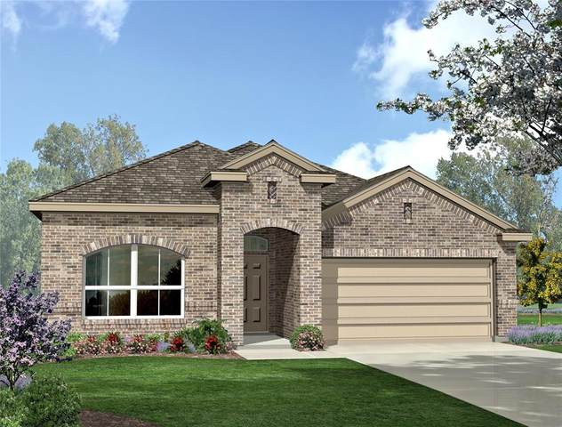 1253 Bosque Lane, Weatherford, TX 76087 (MLS #14508003) :: All Cities USA Realty