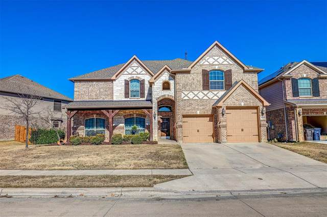 9612 Makiposa Lane, Fort Worth, TX 76177 (MLS #14508010) :: The Heyl Group at Keller Williams