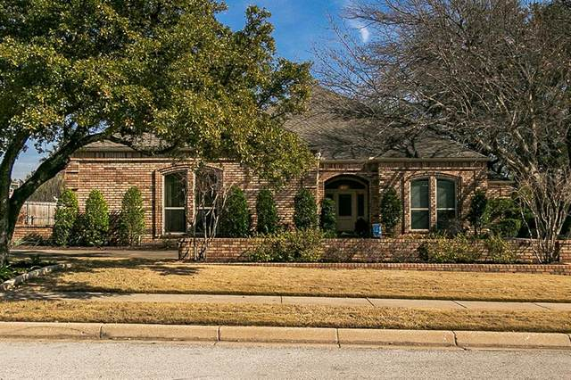 3708 Hillwood Way, Bedford, TX 76021 (MLS #14508029) :: Robbins Real Estate Group