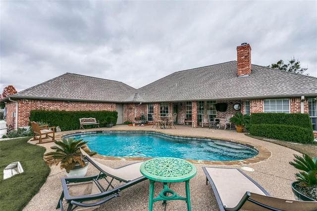 316 Ash Lane, Haslet, TX 76052 (#14508036) :: Homes By Lainie Real Estate Group