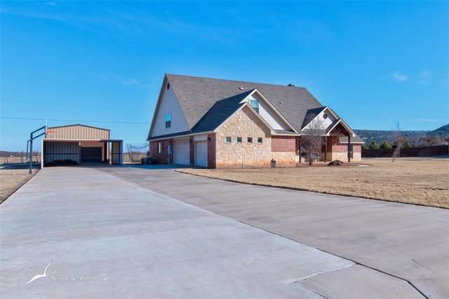 174 Coates Avenue, Tuscola, TX 79562 (MLS #14508085) :: Post Oak Realty