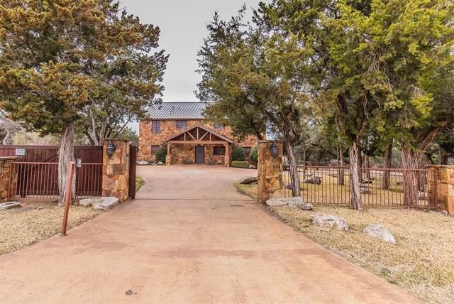 5033 Hells Gate Loop, Possum Kingdom Lake, TX 76475 (MLS #14508113) :: Team Hodnett