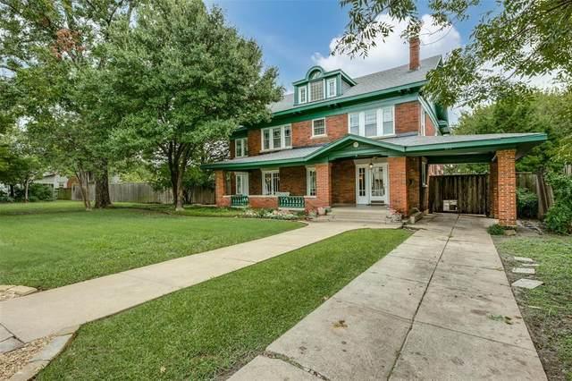 5016 Gaston Avenue, Dallas, TX 75214 (MLS #14508134) :: Robbins Real Estate Group