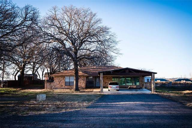 7100 W I20, Weatherford, TX 76088 (MLS #14508147) :: The Mauelshagen Group