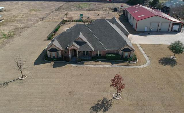 12255 Falcon Road, Crandall, TX 75114 (MLS #14508161) :: The Property Guys