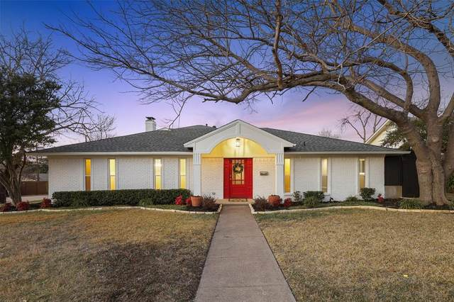 9209 Locarno Drive, Dallas, TX 75243 (MLS #14508178) :: The Chad Smith Team