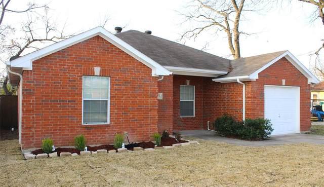 1822 Gallagher Street, Dallas, TX 75212 (MLS #14508182) :: Robbins Real Estate Group