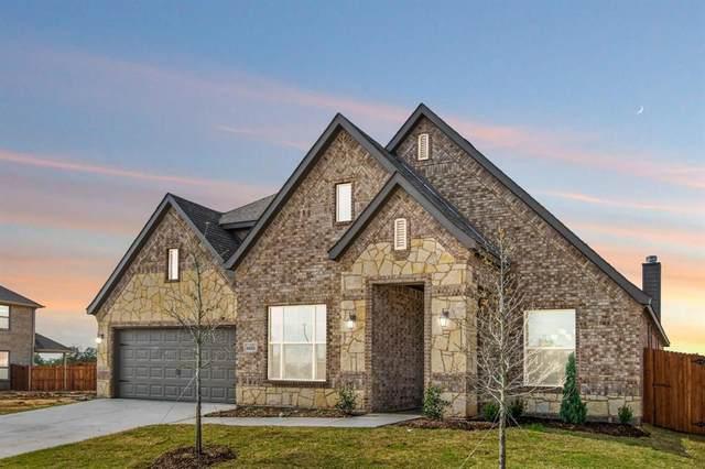 407 Strait Lane, Waxahachie, TX 75165 (MLS #14508207) :: Team Tiller