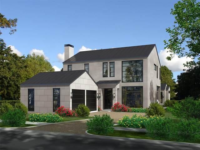 4520 W Amherst Avenue, Dallas, TX 75209 (MLS #14508217) :: Robbins Real Estate Group