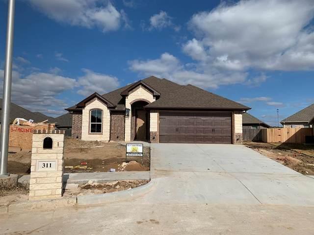 311 Jacinth Lane, Granbury, TX 76049 (MLS #14508232) :: Robbins Real Estate Group