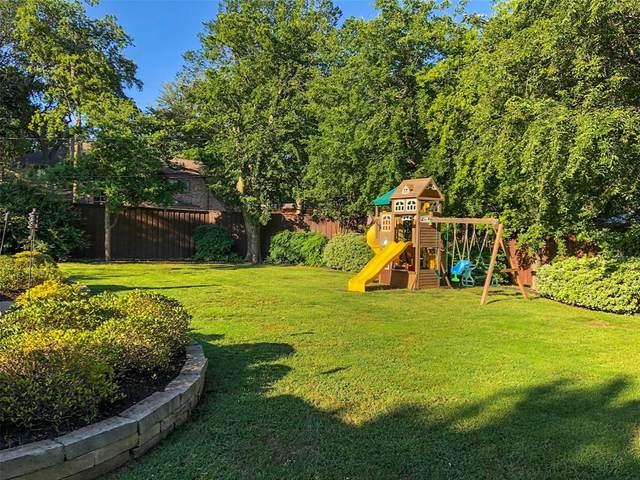 11021 Hillcrest Road, Dallas, TX 75230 (MLS #14508377) :: Robbins Real Estate Group