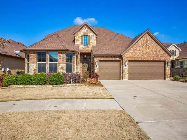 9624 Crestview Drive, Denton, TX 76207 (MLS #14508398) :: Team Hodnett
