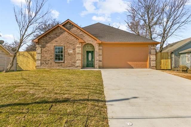 4720 Shackleford Street, Fort Worth, TX 76119 (MLS #14508512) :: Robbins Real Estate Group