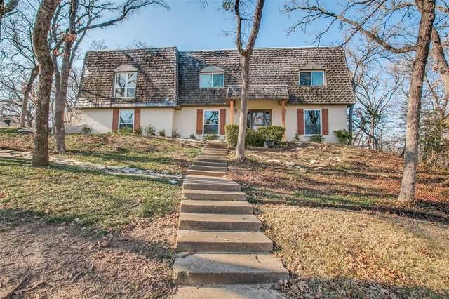 1817 Southpark Drive, Arlington, TX 76013 (MLS #14508515) :: The Property Guys