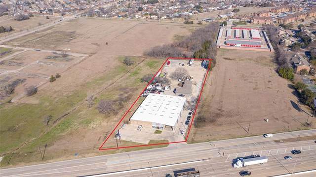 175 E Interstate 30, Garland, TX 75043 (MLS #14508609) :: VIVO Realty