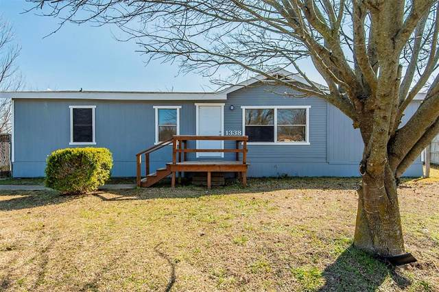 1338 Wood Drive, Mansfield, TX 76063 (MLS #14508610) :: NewHomePrograms.com