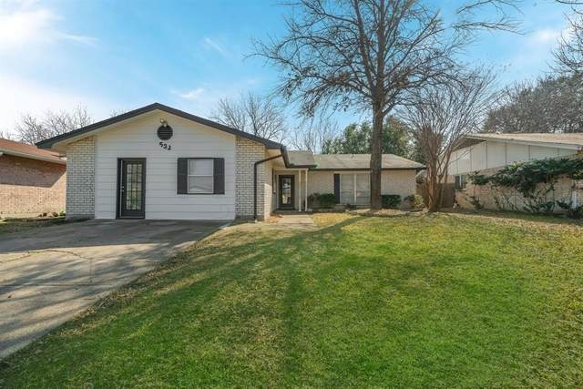 533 Michael Drive, Grand Prairie, TX 75052 (MLS #14508643) :: Robbins Real Estate Group