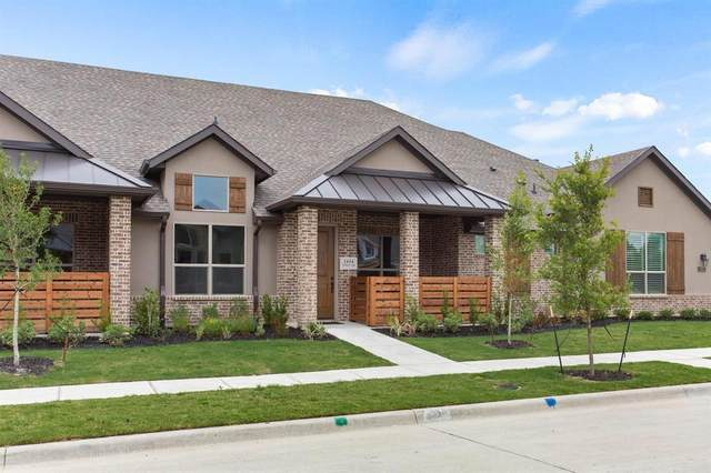 1634 Goodfield Lane, Garland, TX 75042 (MLS #14508654) :: Maegan Brest | Keller Williams Realty