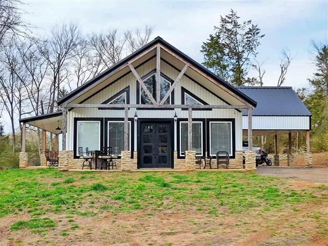 790 County Road 4120, Pittsburg, TX 75686 (MLS #14508659) :: Post Oak Realty