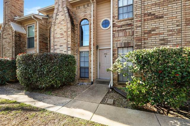 14333 Preston Road #102, Dallas, TX 75254 (MLS #14508732) :: The Mitchell Group