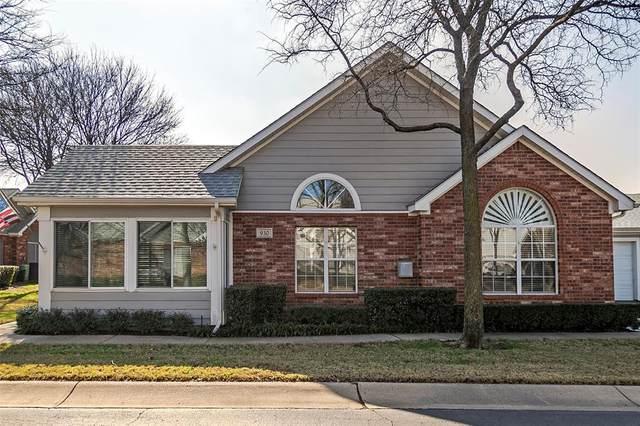 930 Bridges Drive, Arlington, TX 76012 (MLS #14508777) :: The Hornburg Real Estate Group