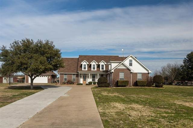 1165 Brent Avenue, Terrell, TX 75160 (MLS #14508813) :: The Property Guys