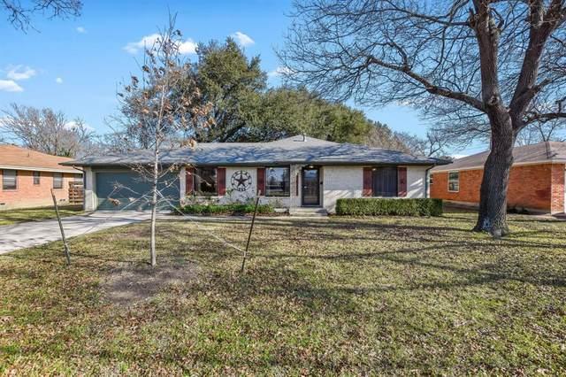 209 Abrams Road, Richardson, TX 75081 (MLS #14508817) :: Robbins Real Estate Group