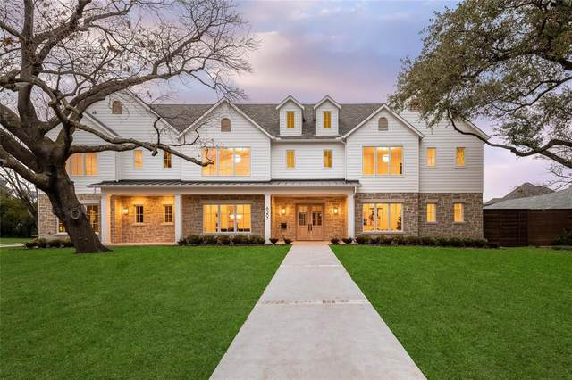 6207 Royalton Drive, Dallas, TX 75230 (MLS #14508820) :: Jones-Papadopoulos & Co