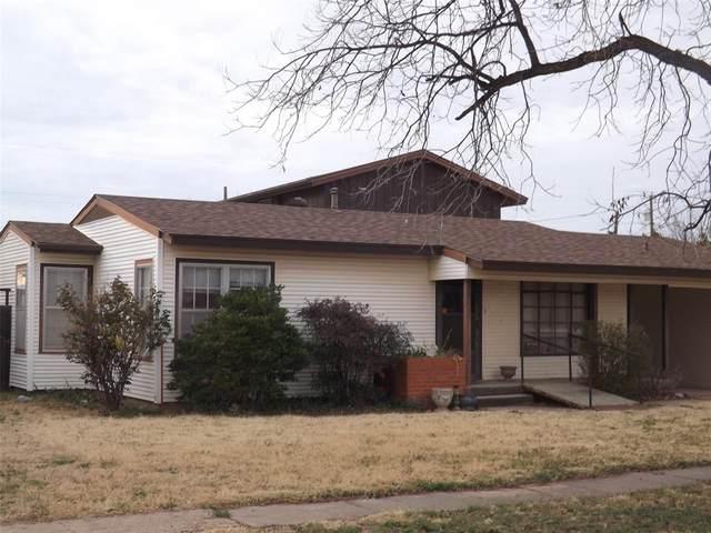 588 NW Avenue I, Hamlin, TX 79520 (MLS #14508843) :: Robbins Real Estate Group