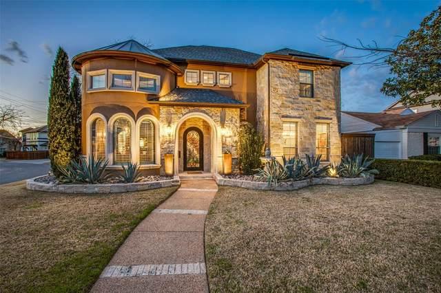 3703 N Versailles Avenue, Dallas, TX 75209 (MLS #14508882) :: Robbins Real Estate Group
