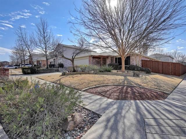 2325 Spruce Meadow Lane, Mckinney, TX 75071 (MLS #14508888) :: The Property Guys