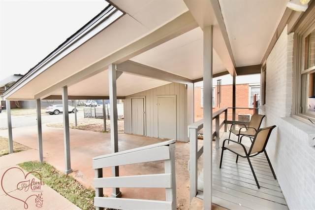 1217 Glenhaven Drive, Abilene, TX 79603 (MLS #14508907) :: EXIT Realty Elite