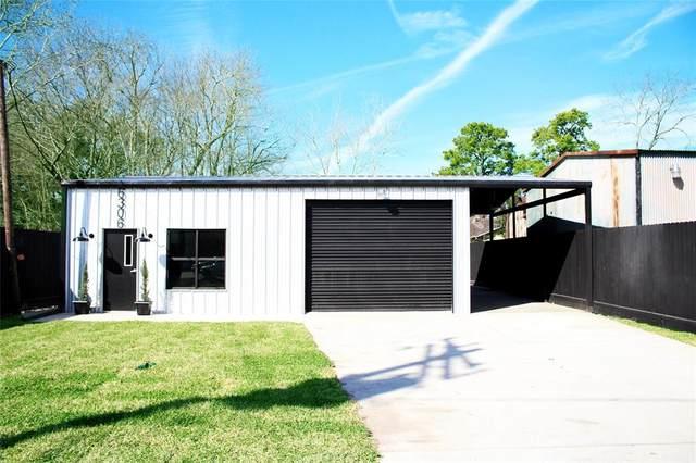 6306 Foster Street, Houston, TX 77021 (MLS #14508914) :: The Kimberly Davis Group