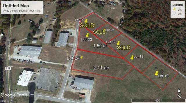 Lot 23 Vzcr 2106, Canton, TX 75103 (MLS #14508980) :: The Kimberly Davis Group