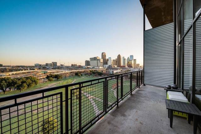 3110 Thomas Avenue #921, Dallas, TX 75204 (MLS #14509120) :: The Juli Black Team