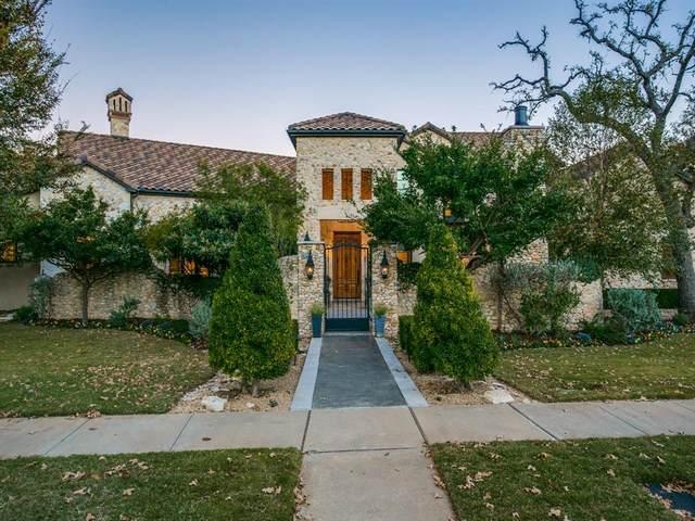 1720 Grass Court, Southlake, TX 76092 (MLS #14509158) :: Robbins Real Estate Group