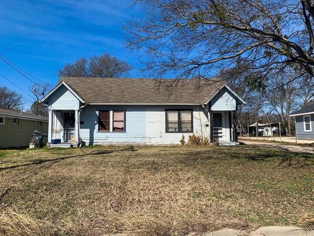 1904 W 2nd Avenue, Corsicana, TX 75110 (MLS #14509174) :: Robbins Real Estate Group