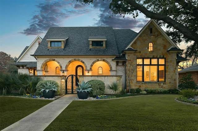 11122 Edgemere Road, Dallas, TX 75230 (MLS #14509203) :: Robbins Real Estate Group