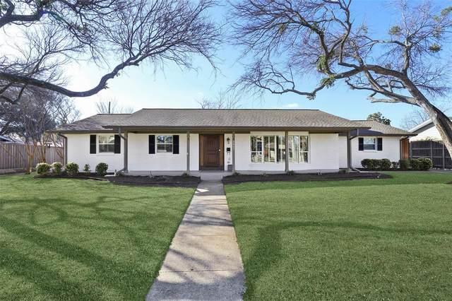 3457 Saint Cloud Circle, Dallas, TX 75229 (MLS #14509206) :: The Kimberly Davis Group
