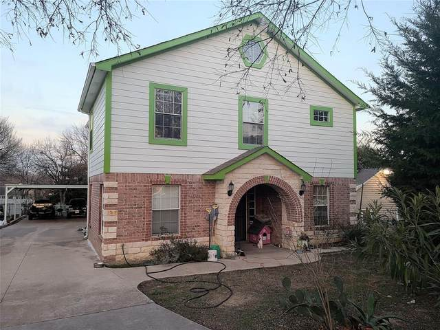 2802 21st Street, Fort Worth, TX 76106 (MLS #14509212) :: Robbins Real Estate Group