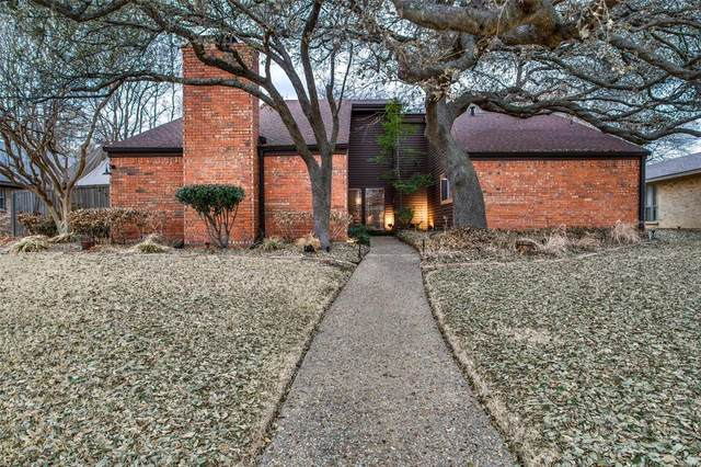 2305 Treehouse Lane, Plano, TX 75023 (MLS #14509214) :: EXIT Realty Elite
