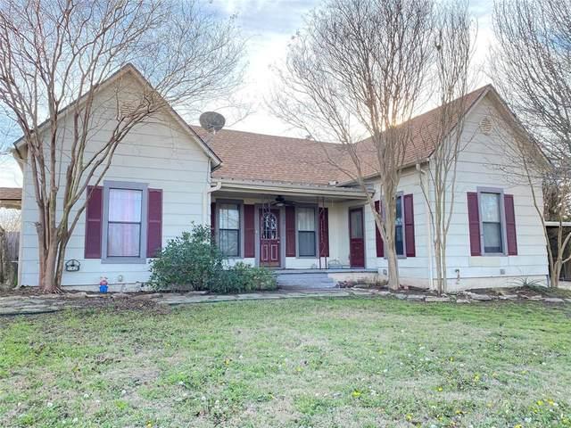 500 W Grogan Street, Hamilton, TX 76531 (MLS #14509279) :: Robbins Real Estate Group