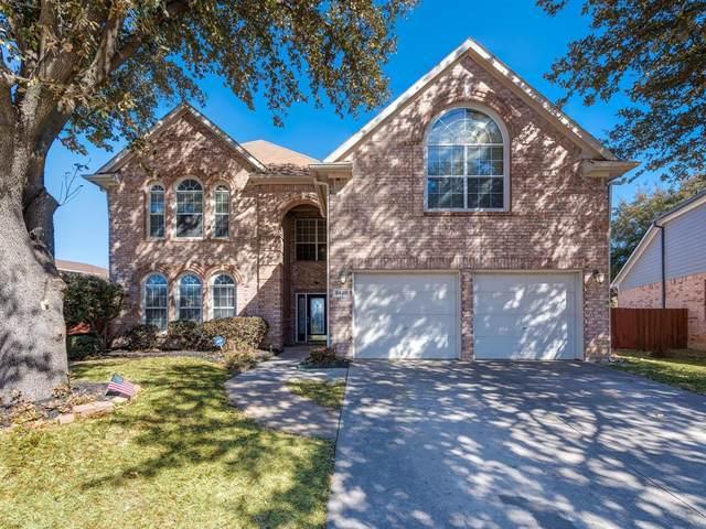 2420 Caldwell Drive, Bedford, TX 76021 (MLS #14509346) :: The Chad Smith Team